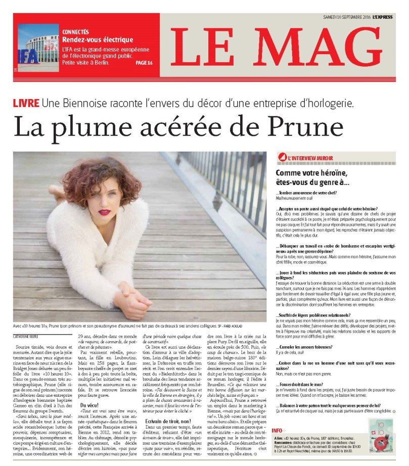 article Le Mag